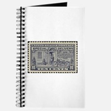 Funny Stamp collecting Journal