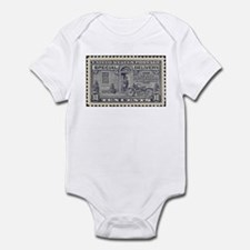 Stamp collecting Infant Bodysuit