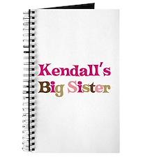Kendall's Big Sister Journal