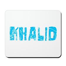 Khalid Faded (Blue) Mousepad