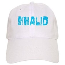 Khalid Faded (Blue) Baseball Cap