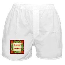 Dáithí Athey Briogáid Dóiteái Boxer Shorts