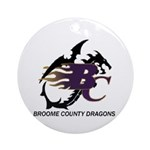 Broome County Dragons Keepsake (Round)