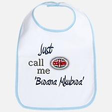 Just Call Me 'Bwana Mkubwa' Bib