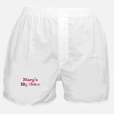 Mary's Big Sister Boxer Shorts