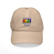Peaceful Pagan Stonehenge Baseball Cap