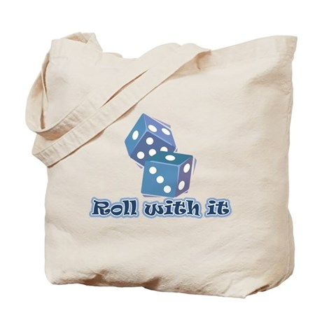 Roll with it Tote Bag