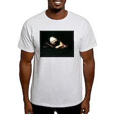 I've been bad Ash Grey T-Shirt