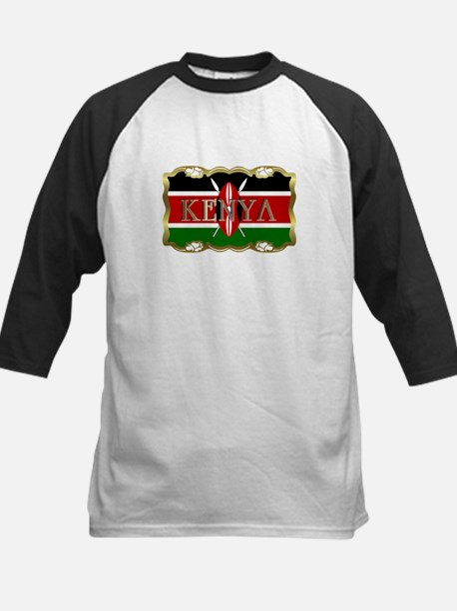 Kenya - Kids Baseball Jersey