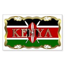 Kenya - Decal