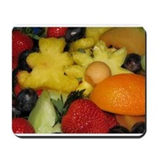 Vivid Fruit Mousepad