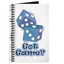 Got Game? (dice) Journal