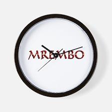 Mrembo - Wall Clock