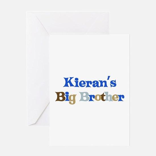 Kieran's Big Brother Greeting Card