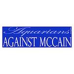 Aquarians Against McCain