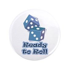 """Ready to Roll 3.5"""" Button (100 pack)"""