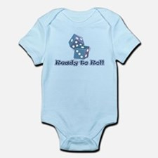 Ready to Roll Infant Bodysuit
