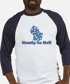Ready to Roll Baseball Jersey