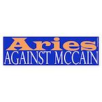 Aries Against McCain
