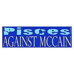Pisces Against McCain
