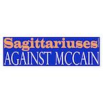 Sagittariuses Agaisnt McCain