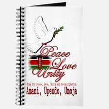 Pray for Kenya - Journal