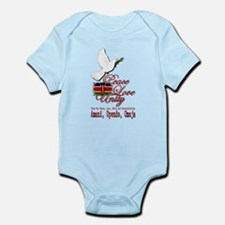Pray for Kenya - Infant Bodysuit