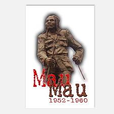 Mau Mau Hero - Postcards (Package of 8)