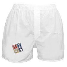 Cute Church Boxer Shorts