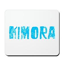 Kimora Faded (Blue) Mousepad