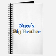 Nate's Big Brother Journal