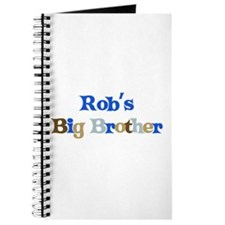 Rob's Big Brother Journal