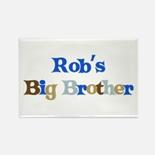 Rob's Big Brother Rectangle Magnet