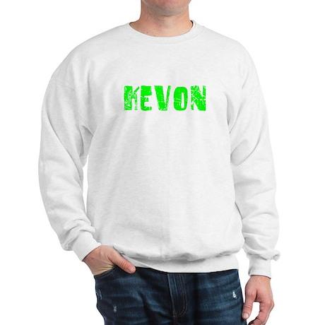Kevon Faded (Green) Sweatshirt