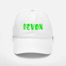 Kevon Faded (Green) Baseball Baseball Cap