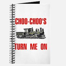 CHOO CHOO Journal