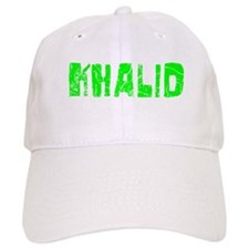 Khalid Faded (Green) Baseball Cap