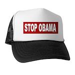 Stop Obama Trucker Hat