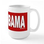 Stop Obama Large Mug