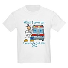 When I grow up I want to be just like Dad T-Shirt