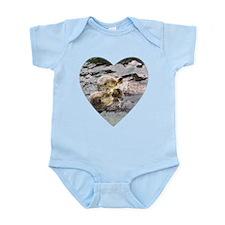 Sea Otters Infant Bodysuit