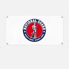 National Guard Logo Banner