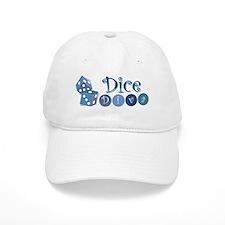 Dice Diva Baseball Cap