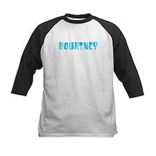 Kourtney Faded (Blue) Tee