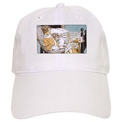 1930's Lullabye Baseball Cap