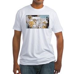 1930's Lullabye Fitted T-Shirt