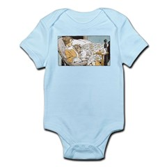1930's Lullabye Infant Bodysuit