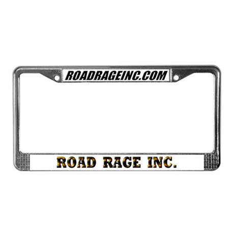 cyclist license plate holder