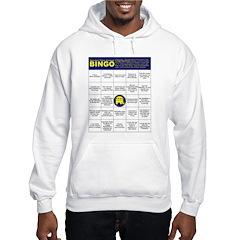 Op. Yellow Elephant Bingo Hoodie