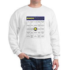 Op. Yellow Elephant Bingo Sweatshirt
